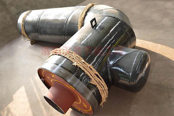 钢套钢蒸汽弯头/疏水节